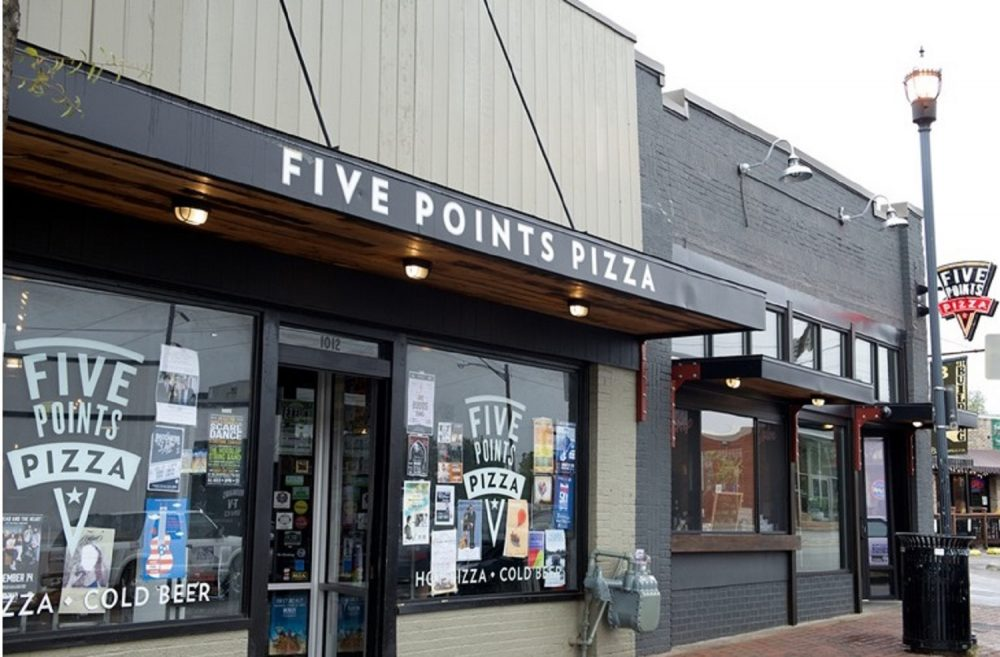 Eat the Street: Five Points