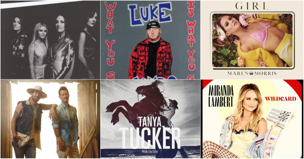 Ten from 2019: Country Albums That Rocked the Decade