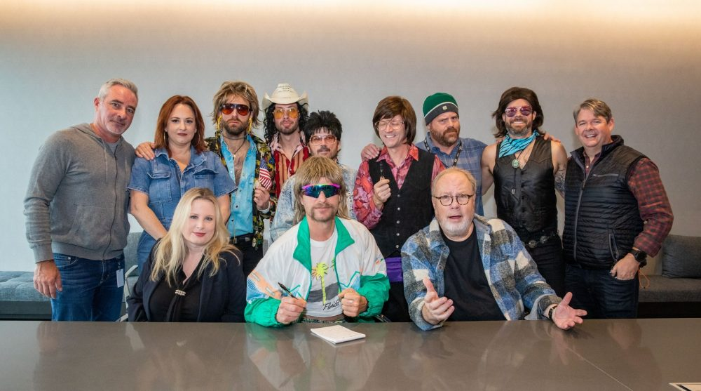 Hot Country Knights Sign Record Deal With Universal Music Group Nashville