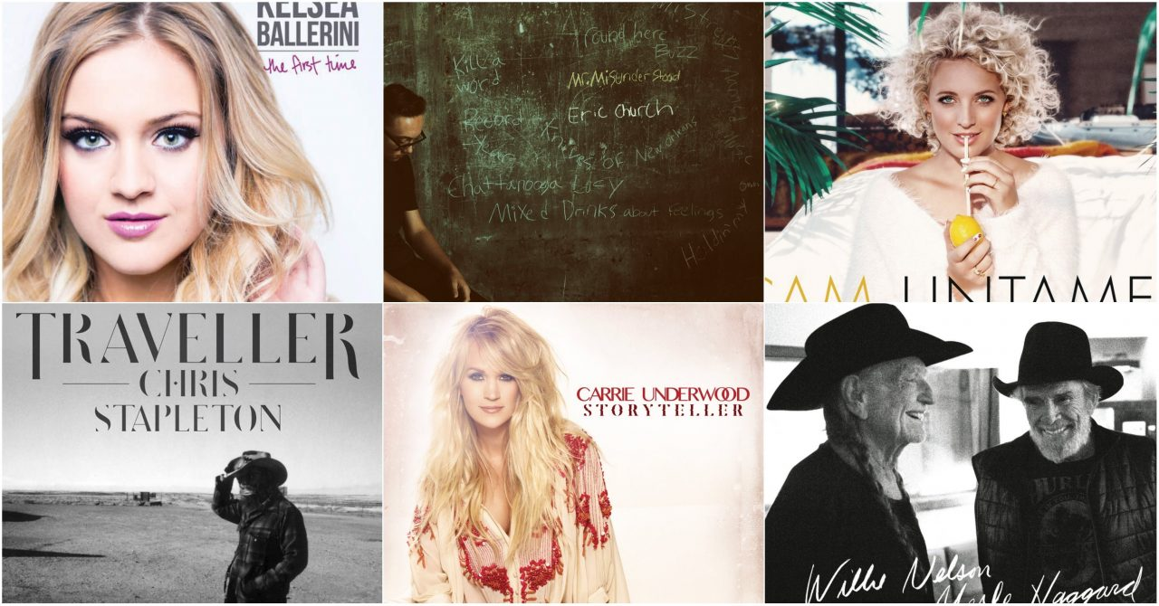 Ten from 2015: Country Albums That Rocked the Decade