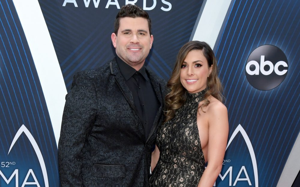 Josh Gracin and Wife Katie Welcome Son, Luka Roman