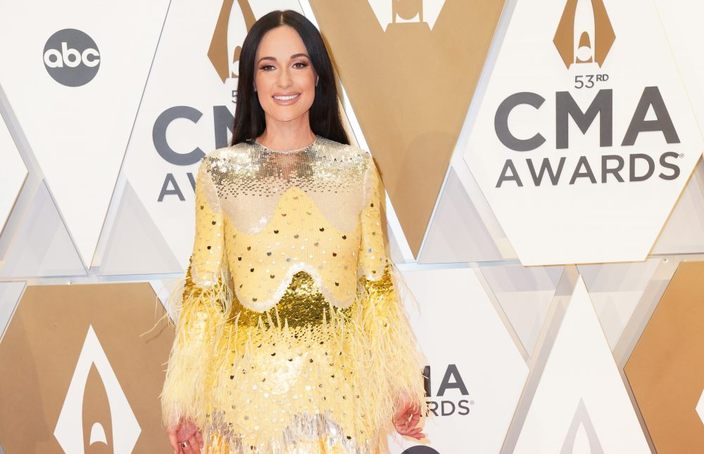 Kacey Musgraves Lives Out Her Dream of Working at a Shaved Ice Stand