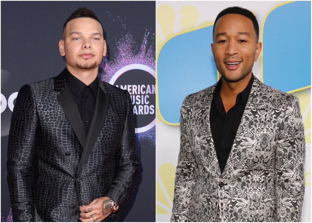 Kane Brown and John Legend Tease New Ballad Collaboration
