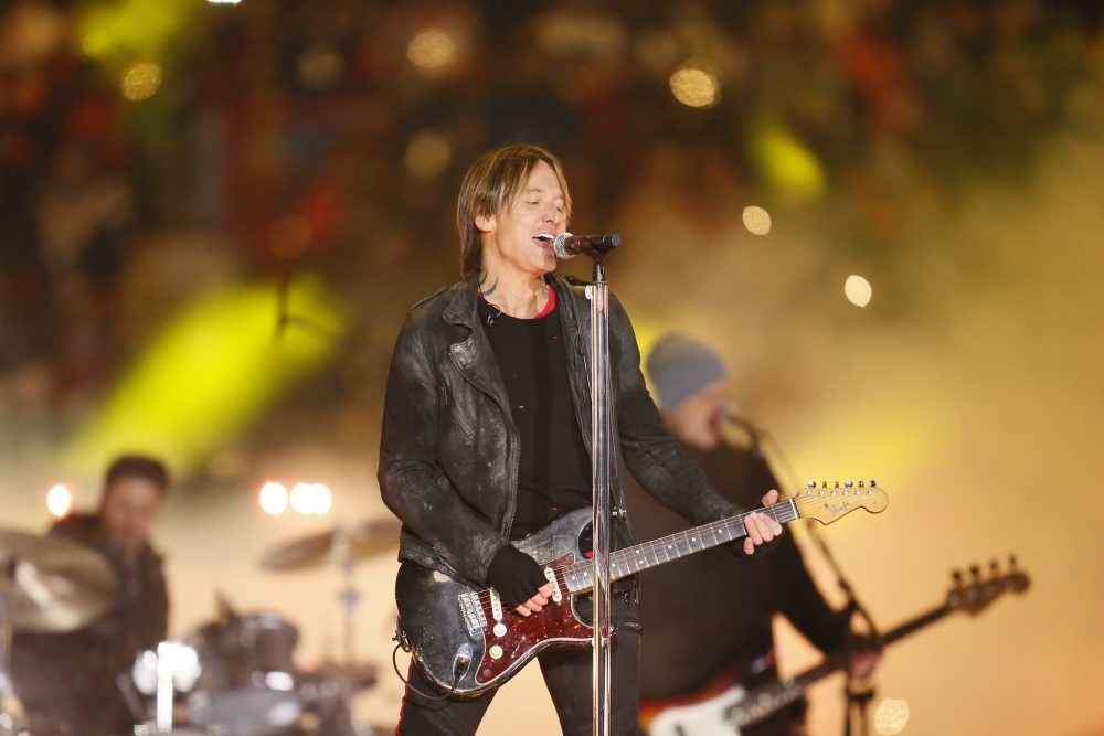 Keith Urban Promises New Single, Full Album in 2020