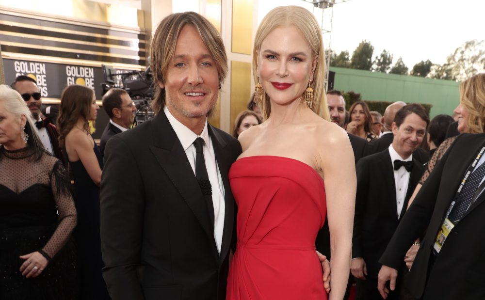 Keith Urban and Nicole Kidman Donate $500,000 to Australia Firefighters