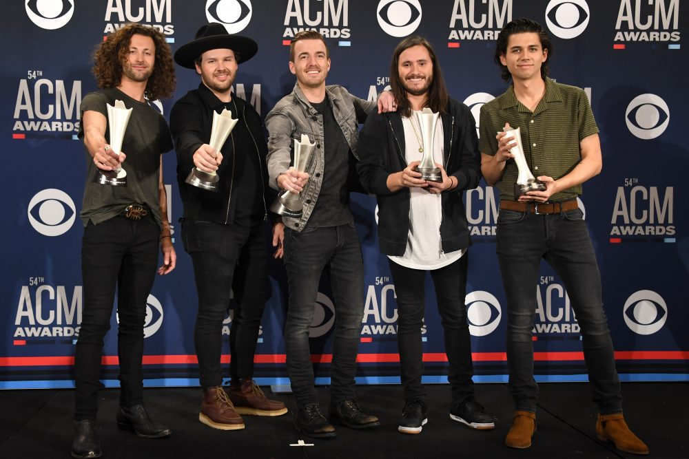 No New Duos or Groups Are Eligible for 2020 ACM Awards