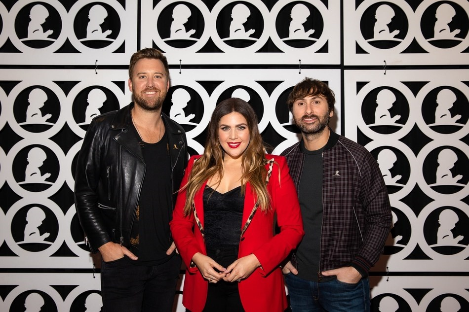 Lady Antebellum Receive Angels Among Us Award at 2020 Country Cares: 'We're Truly Humbled'