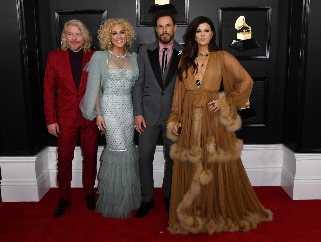 little big town at 2020 grammy awards