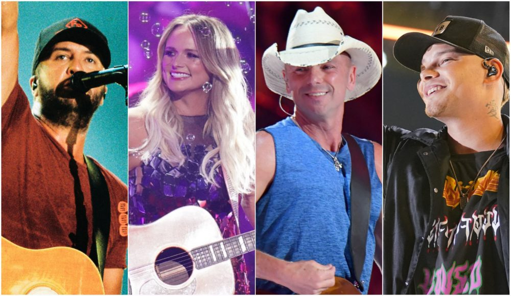 2020 Tours: Here's a Rundown Of Country Stars on the Road
