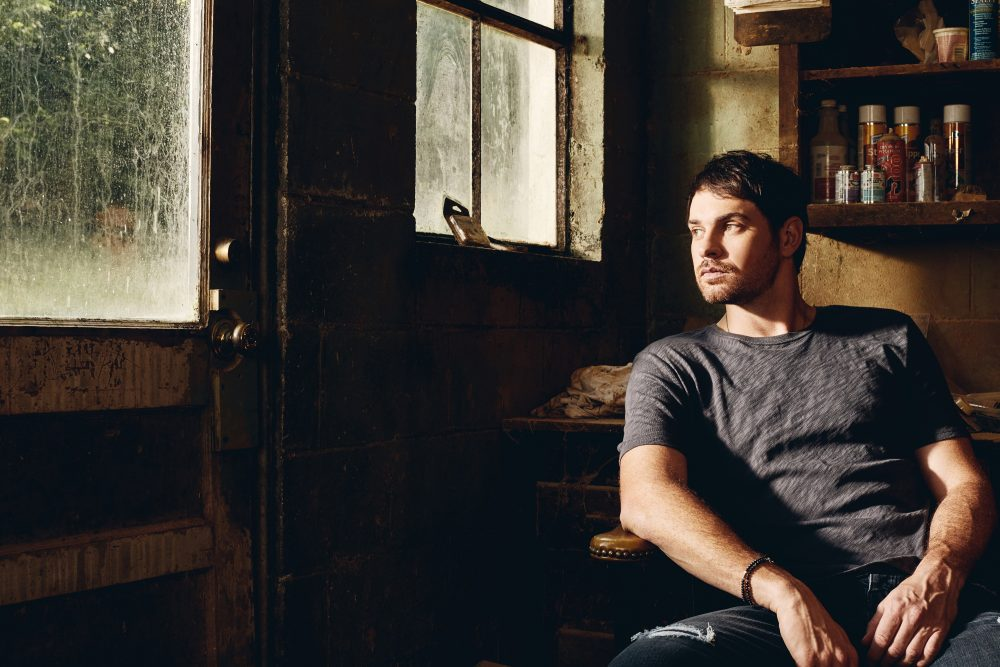 Matt Stell Sings About His Dream Bar In 'If I Was A Bar'