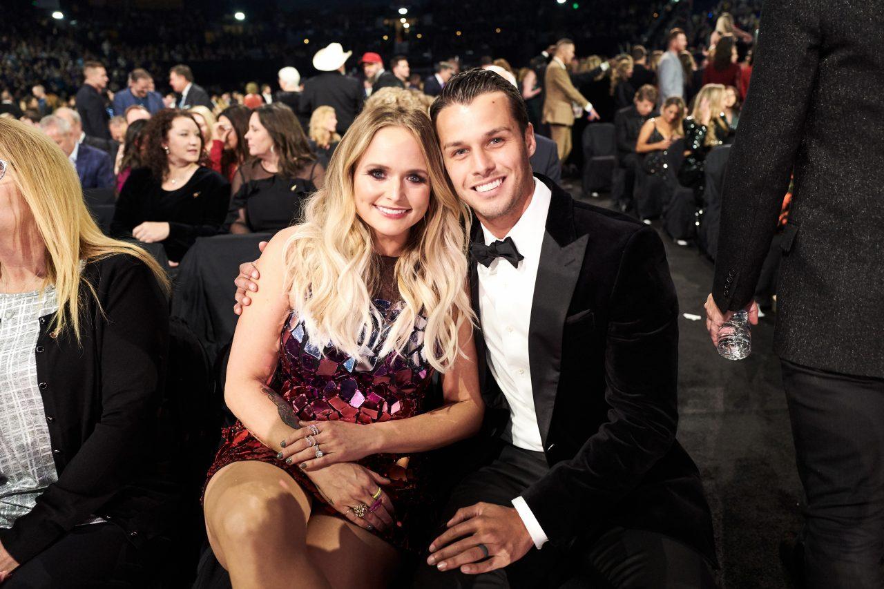 Miranda Lambert Celebrates First Anniversary with Husband