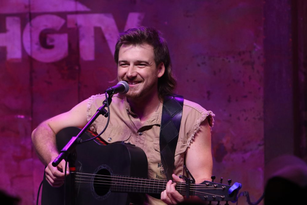 Morgan Wallen Toasts a Life Well Lived in 'This Bar'