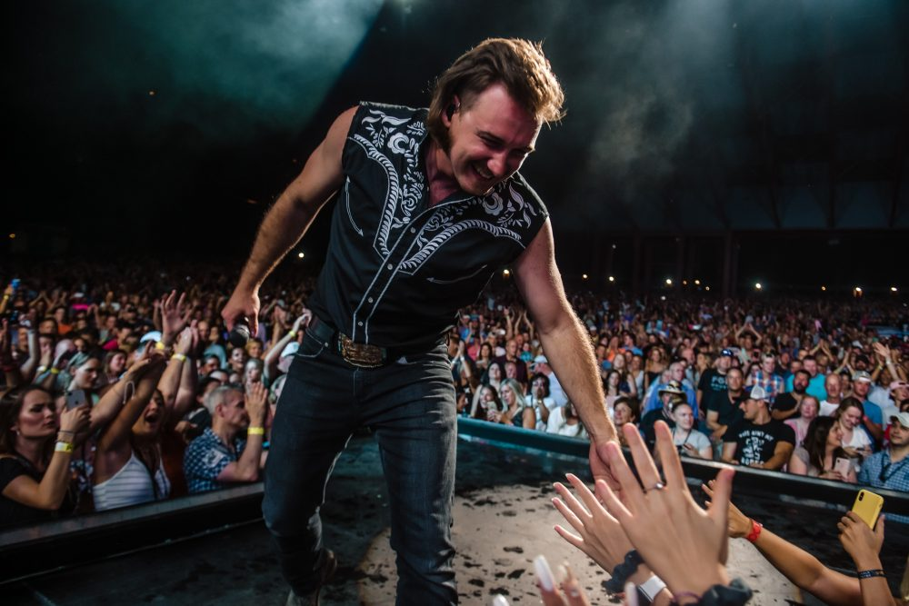 Morgan Wallen Previews Upcoming Second Album Due in 2020