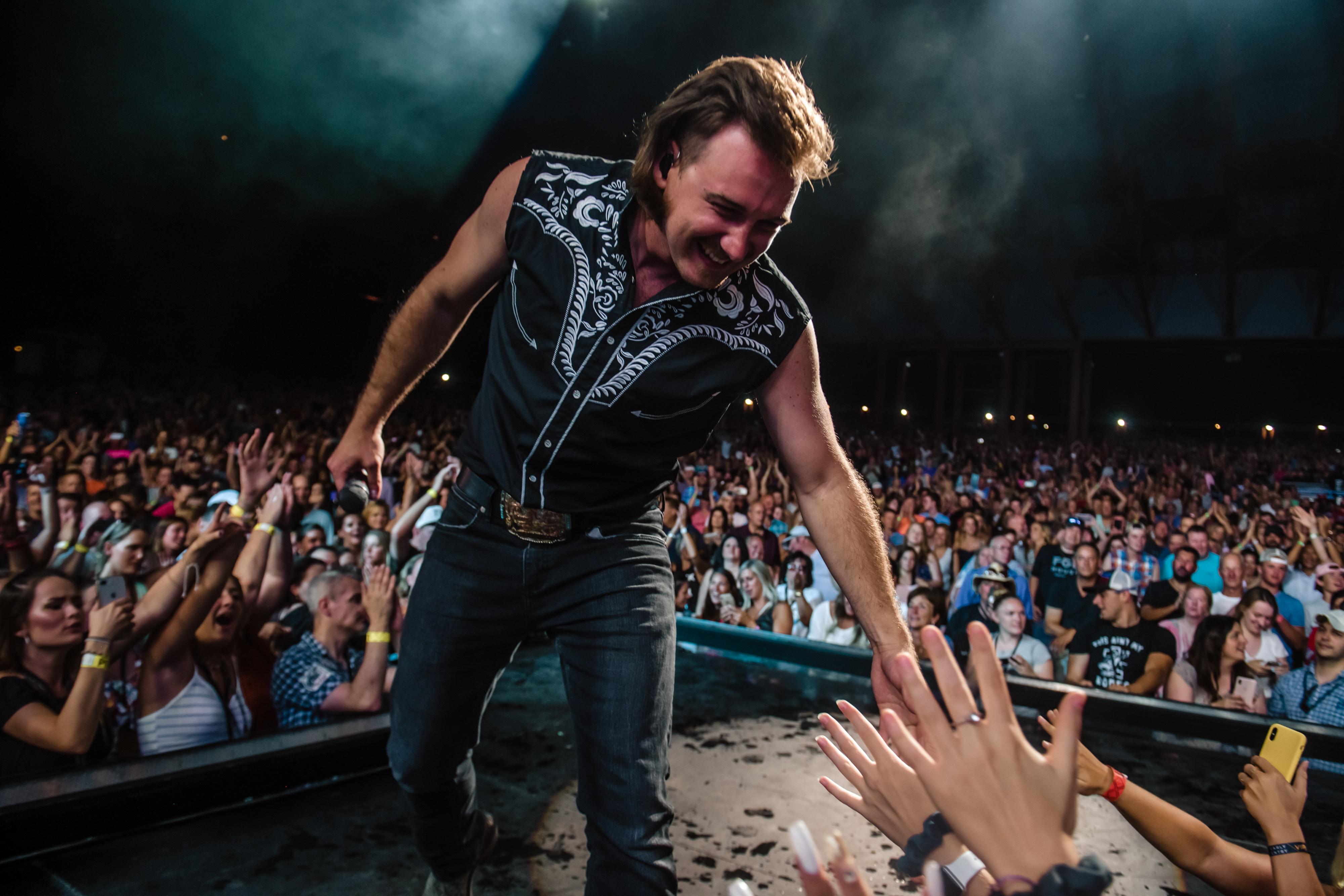 Morgan Wallen Previews Upcoming Second Album Due In 2020 Sounds Like Nashville