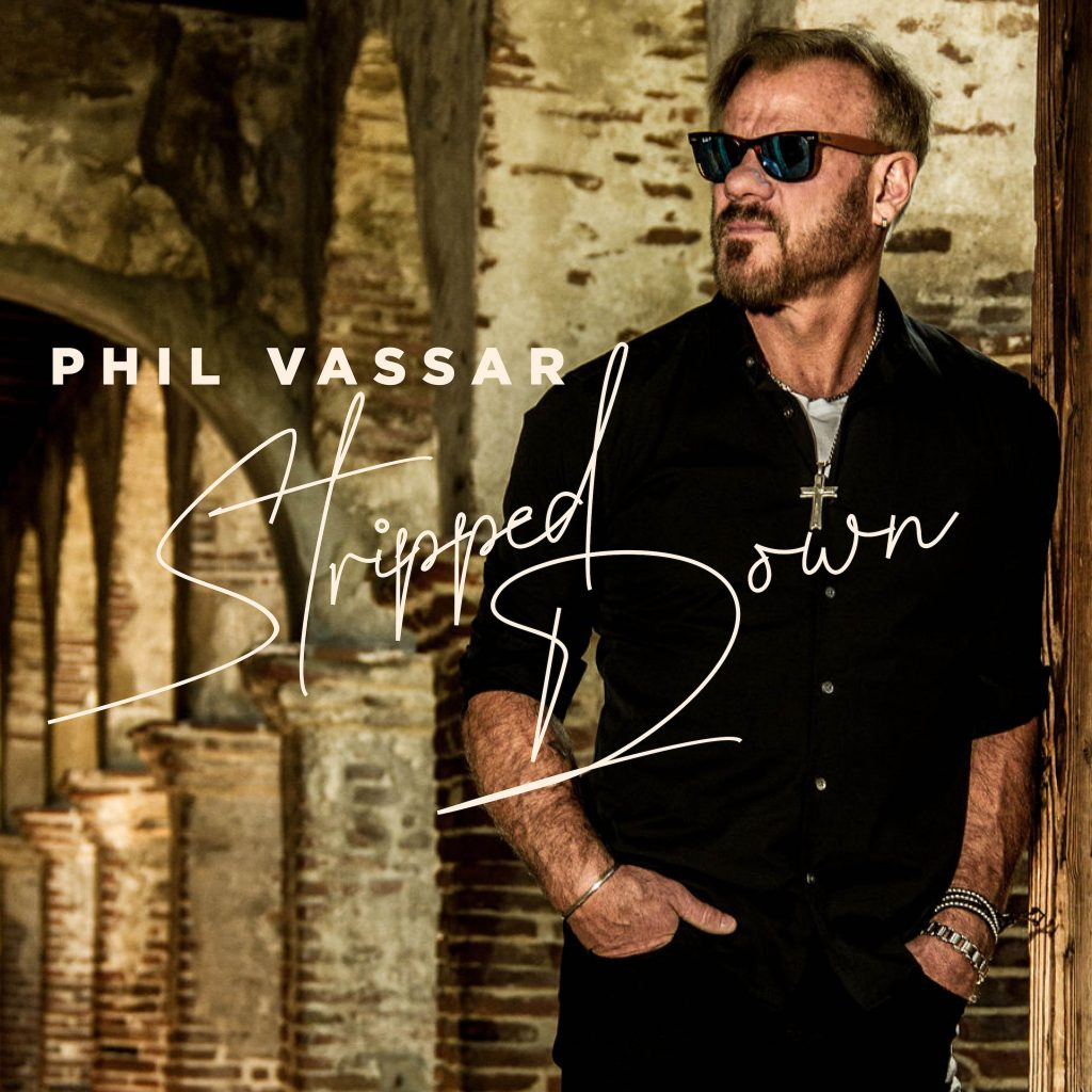 Phil Vassar; Cover art courtesy of Adkins Publicity