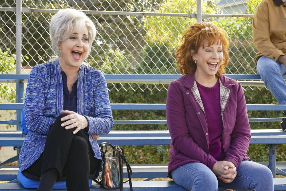 See Photos From Reba's Appearance on CBS' 'Young Sheldon'
