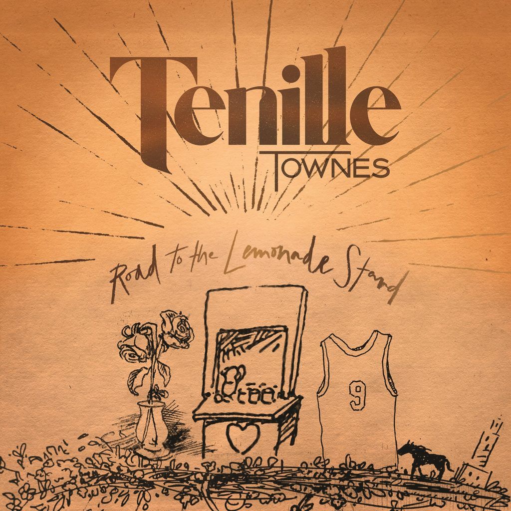 Tenille Townes; Cover art courtesy of Sony Music Nashville