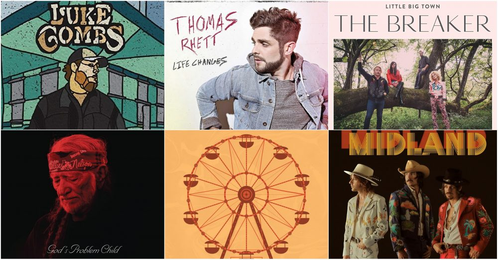 Ten from 2017: Country Albums That Rocked the Decade