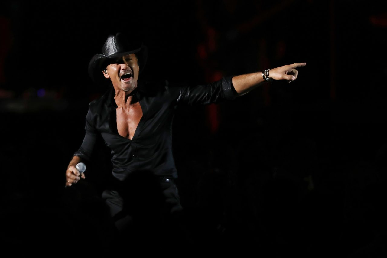 Tim McGraw Announces 2020 Here On Earth Tour