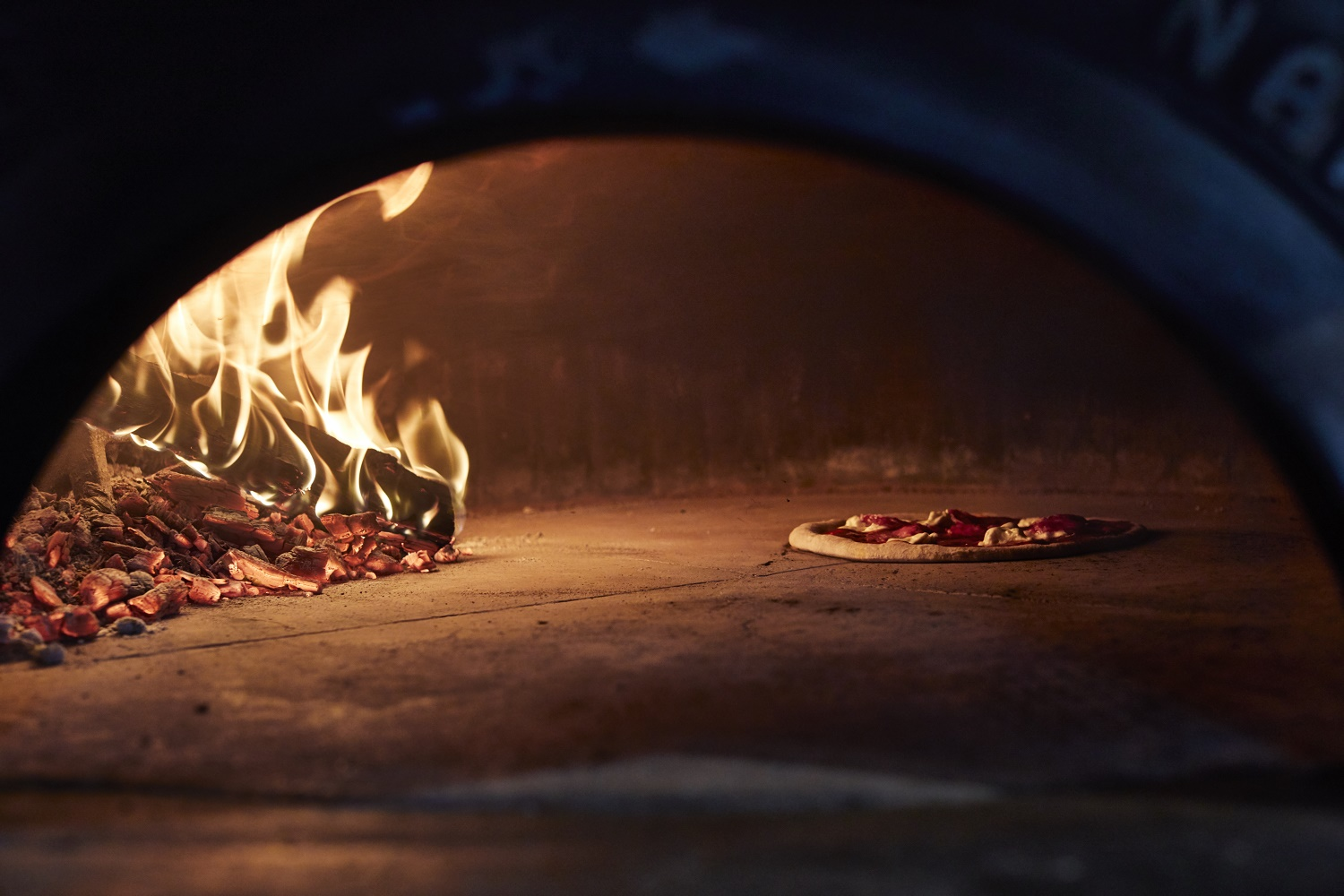 'za Wood Fired Pizza; Photo credit: Emily Dorio
