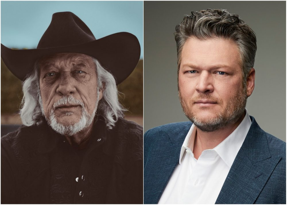 Blake Shelton Joins John Anderson on Sentimental 'Tuesday I'll Be Gone'