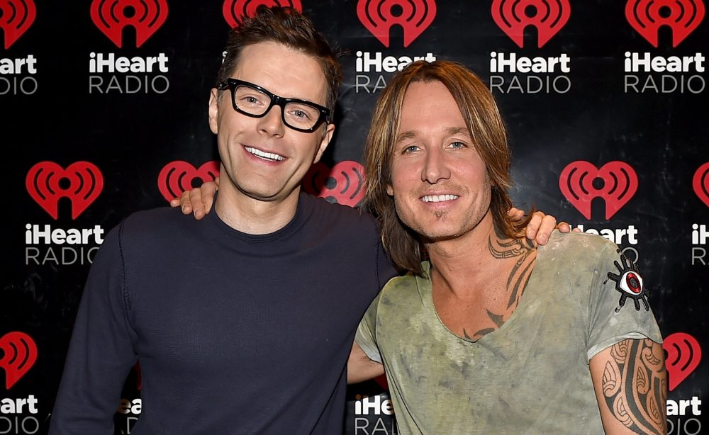 Keith Urban Leaves Hilarious Voicemail For Bobby Bones