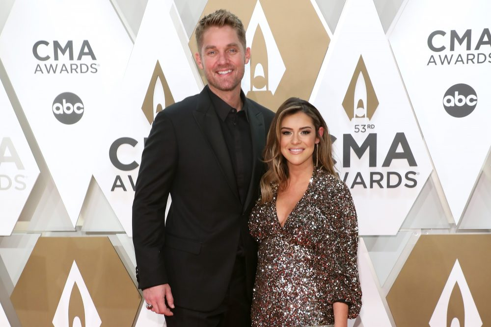 Brett Young Dedicates Heart Melting 'Lady' to Wife and Infant Daughter