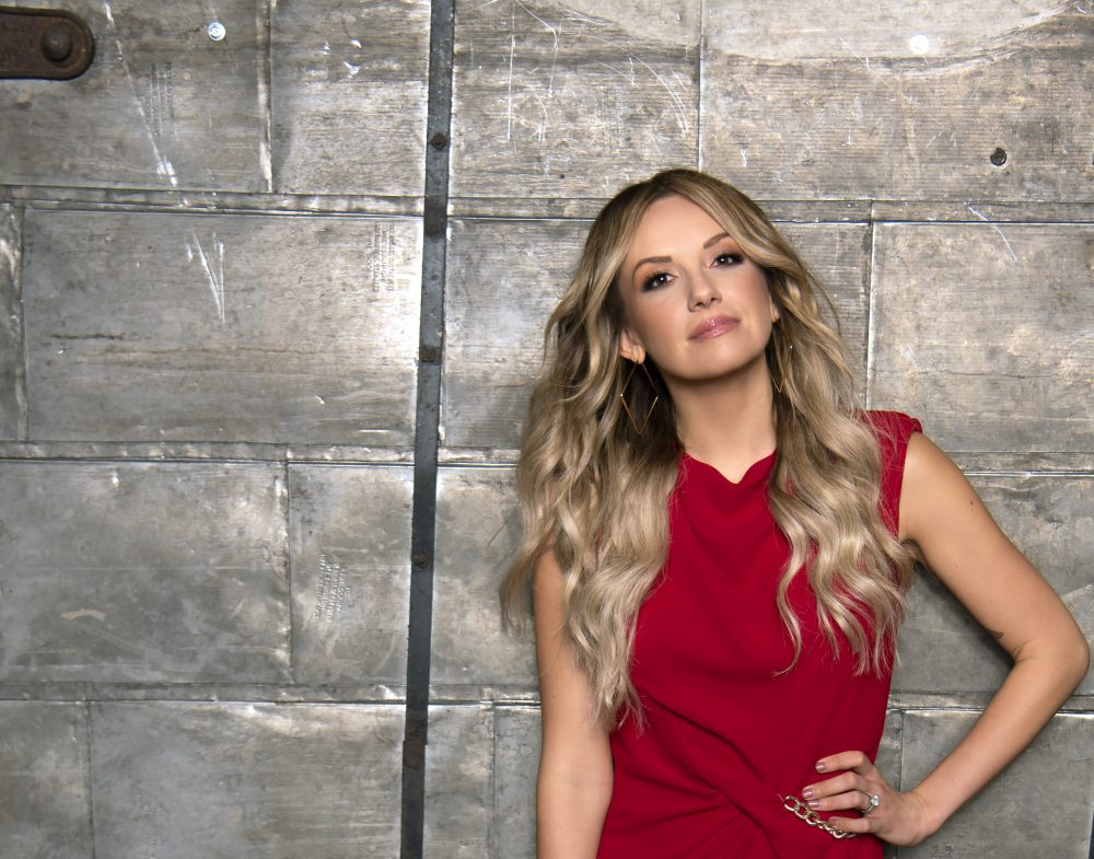 Carly Pearce Returns to the Studio to Work on New Music