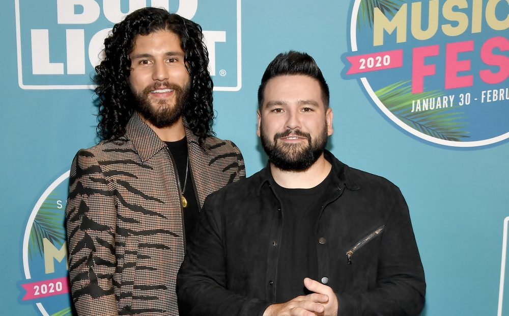 Shay Mooney of Dan + Shay Sings Freestyle Ode to Target