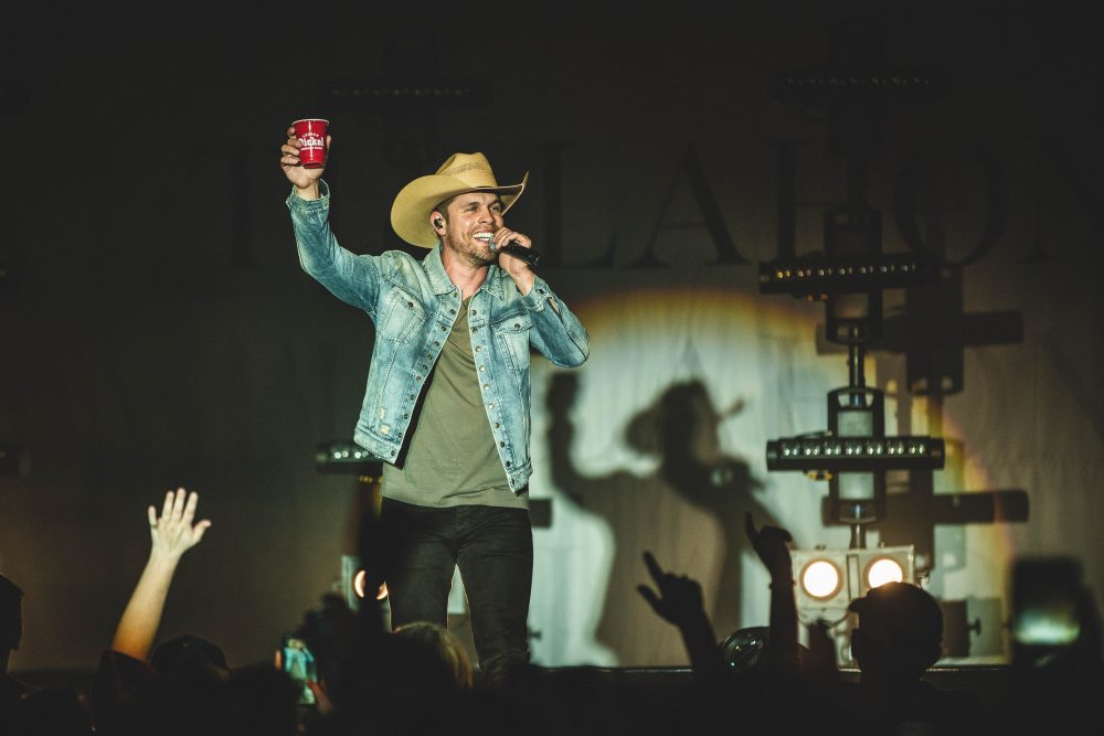 Celebrity Spirits: Dustin Lynch Loves Him Some George Dickel