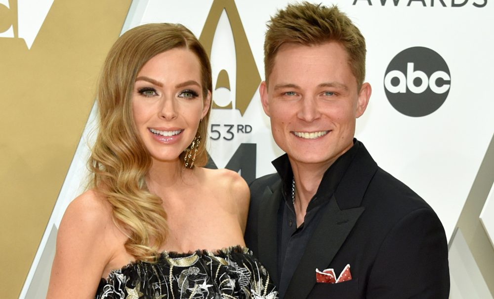 Frankie Ballard and Wife Welcome Baby Girl, Pepper Lynn