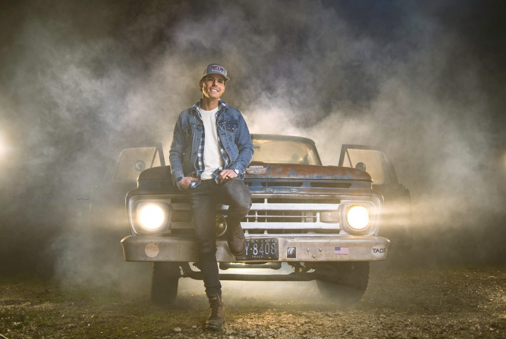 Granger Smith Searches His Soul in 'That's Why I Love Dirt Roads' Video