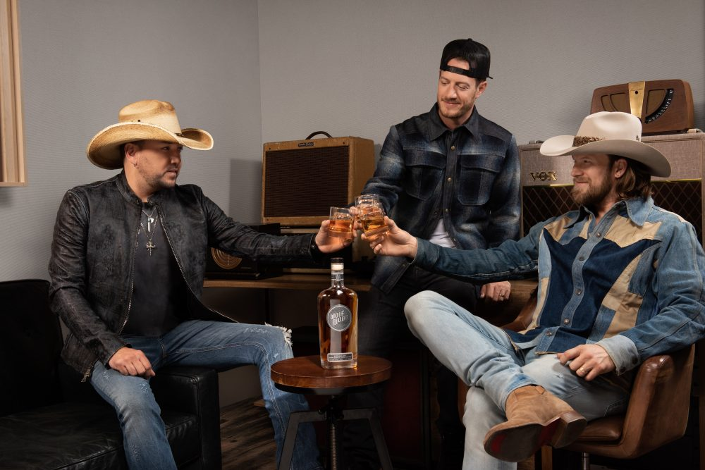 Jason Aldean and Florida Georgia Line Announce Wolf Moon Bourbon