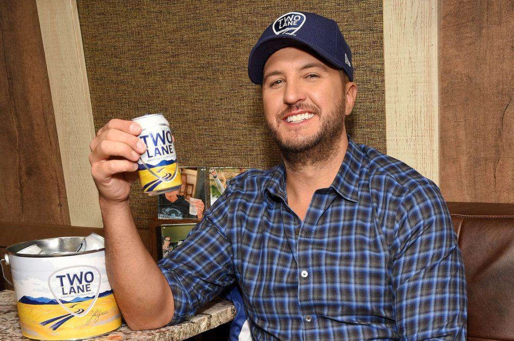 Luke Bryan Pausing Production on Two Lane Lager