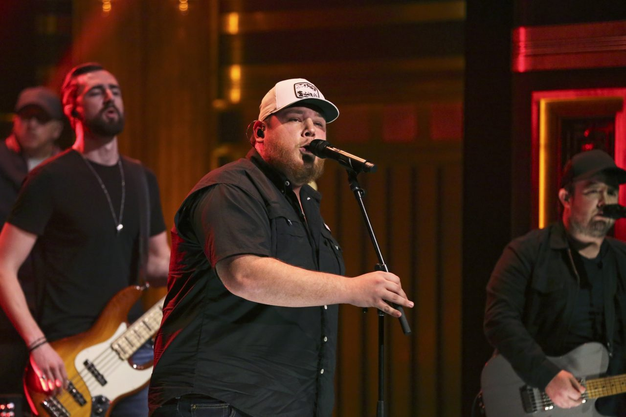 Luke Combs Explains Why He Dropped Out of College