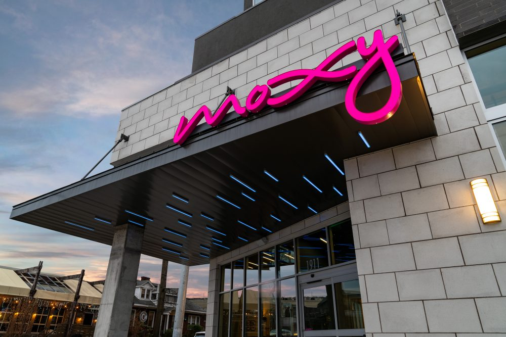 Two New Nashville Hotels Show a Little Moxy