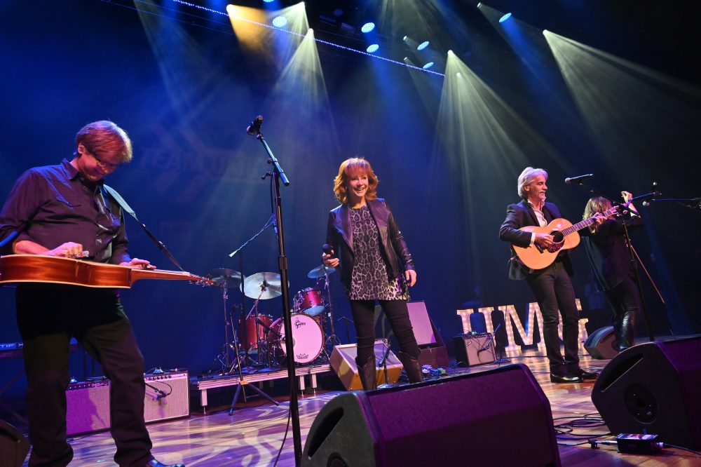 Reba McEntire, Carrie Underwood and More Rock Team UMG Live at the Ryman