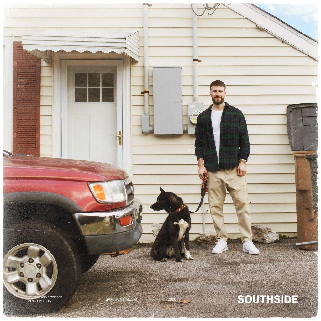 Sam Hunt; Cover art courtesy of MCA Nashville