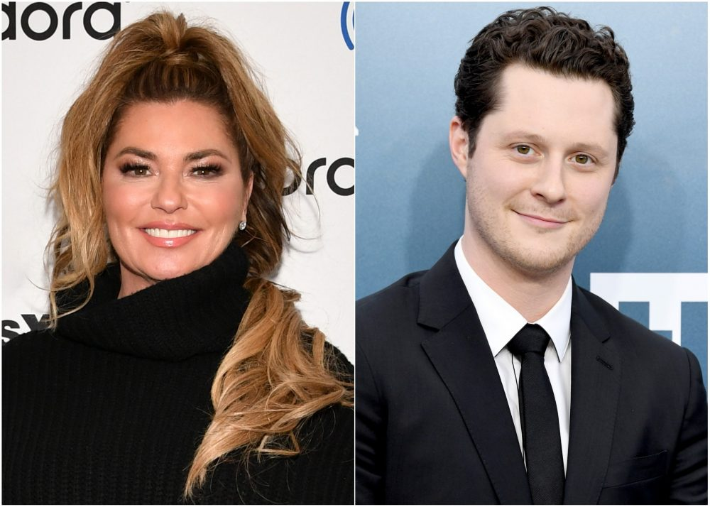 'Schitt's Creek' Star Noah Reid Shares Personal Connection to Shania Twain Song