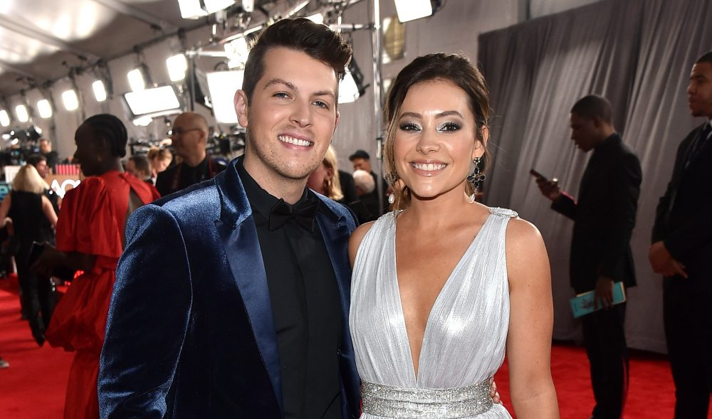 Taylor Dye and Josh Kerr Say 'I Do' in Nashville