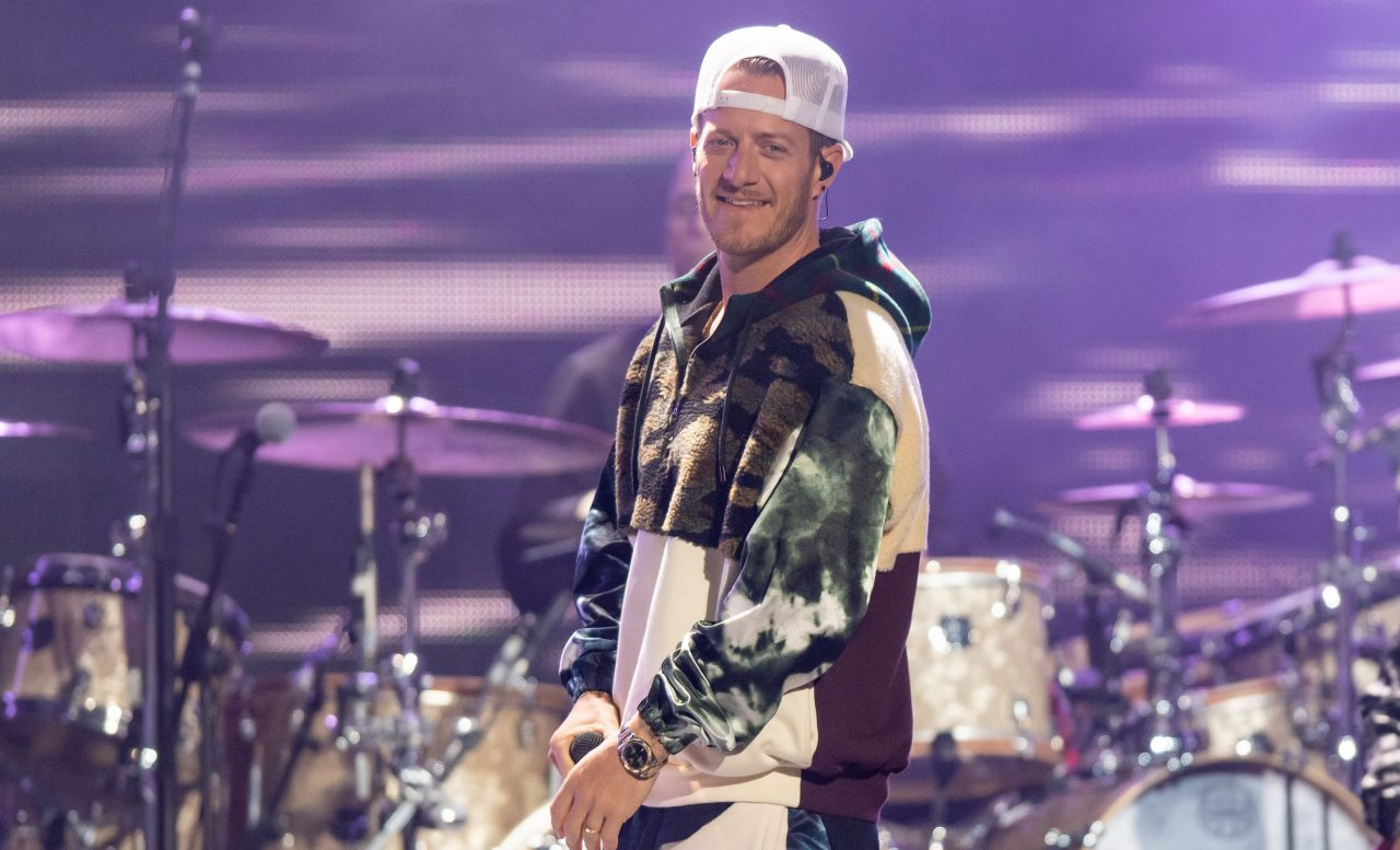 Tyler Hubbard's Daughter Olivia Is Featured On 'Yummy' Remix