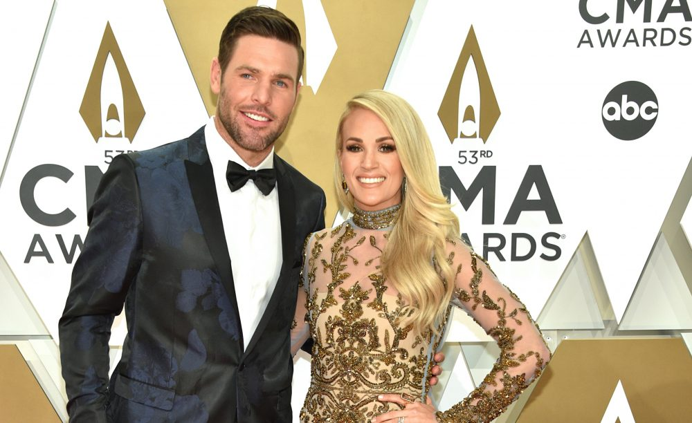 Mike Fisher Sends Sweet Birthday Message to Carrie Underwood