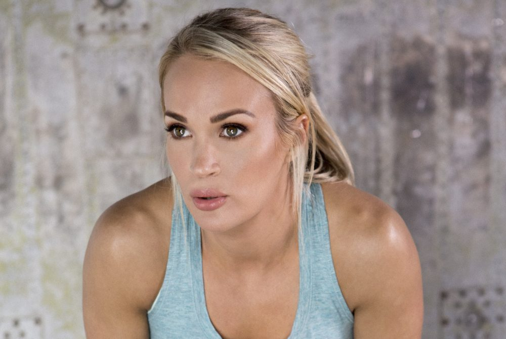 Carrie Underwood Launches fit52 Fitness App, Book