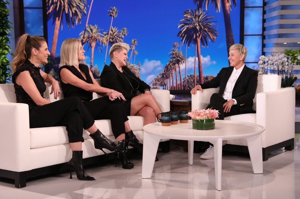 Watch The Dixie Chicks Perform 'Gaslighter' on 'Ellen'