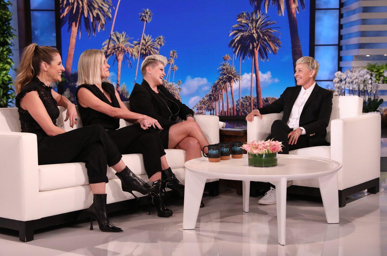 Watch The Dixie Chicks Perform 'Gaslighter' on 'Ellen'