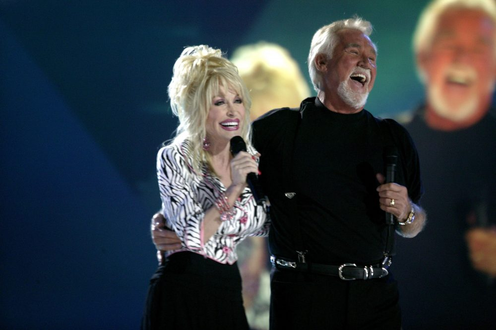 Dolly Parton Reacts to Kenny Rogers' Passing: 'God Bless You, Kenny'