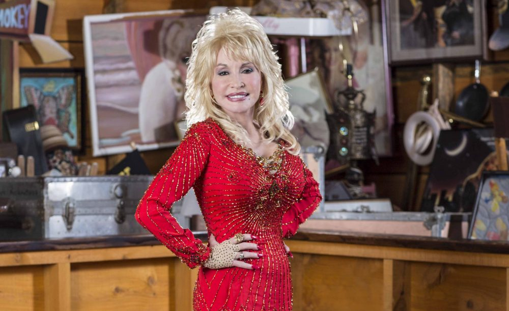 Watch Dolly Parton Wish You a Personalized 'Happy Birthday'