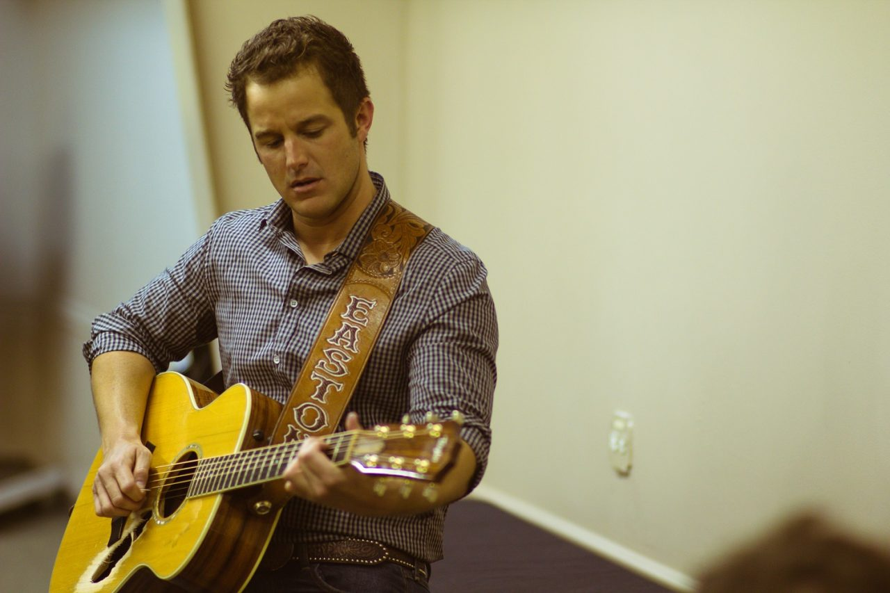 Easton Corbin Celebrates 10 Year Anniversary of 'A Little More Country Than That' Going No.1