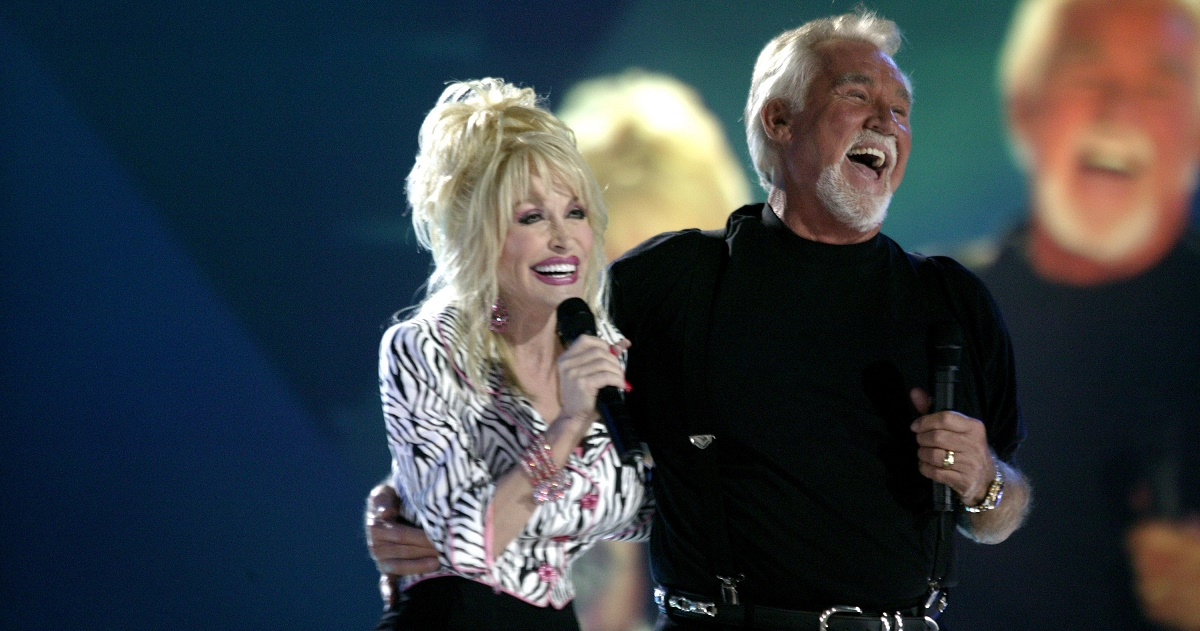 Dolly Parton Reacts To Kenny Rogers Passing God Bless You Kenny Sounds Like Nashville