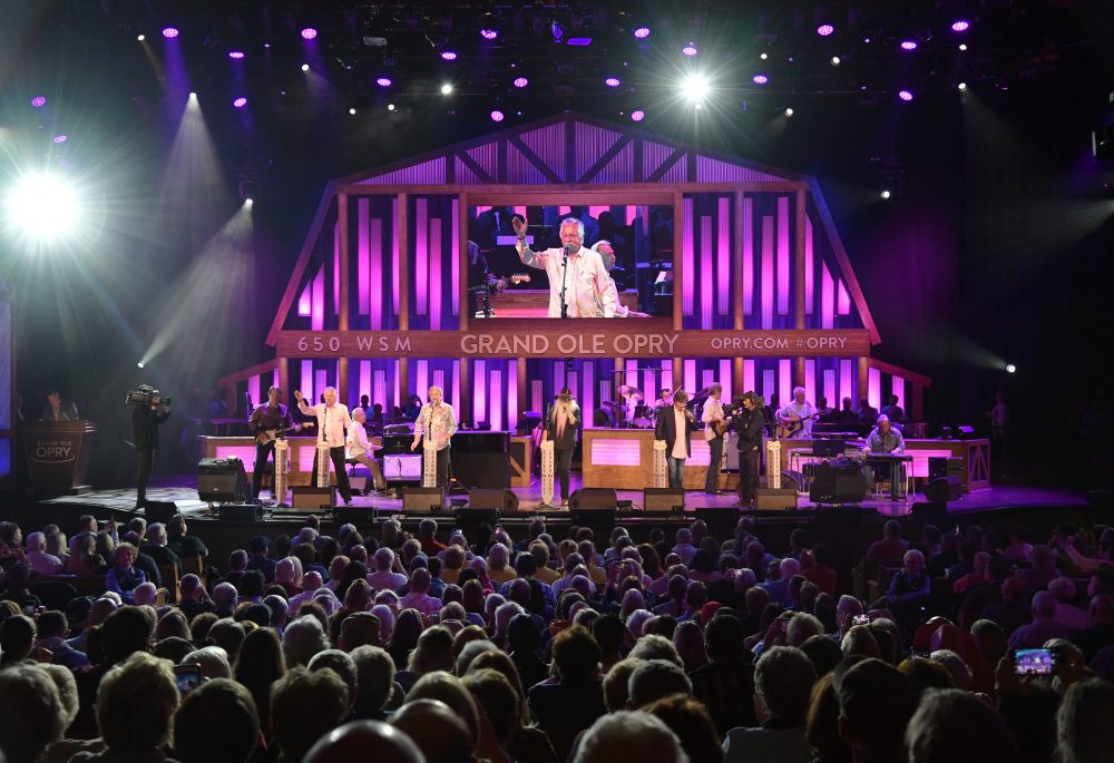 Grand Ole Opry Cancels Performances That Include Live Audiences